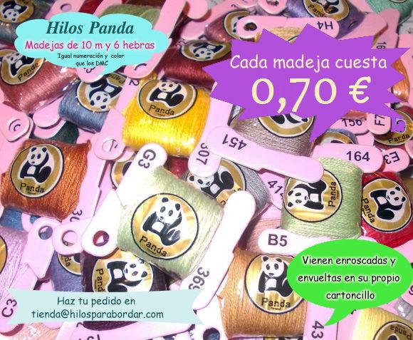 Hilos Panda