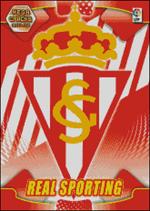 Esquemas del Sporting de Gijón en Punto de Cruz